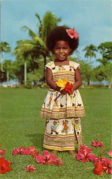 Fiji Postcards 1950 1970